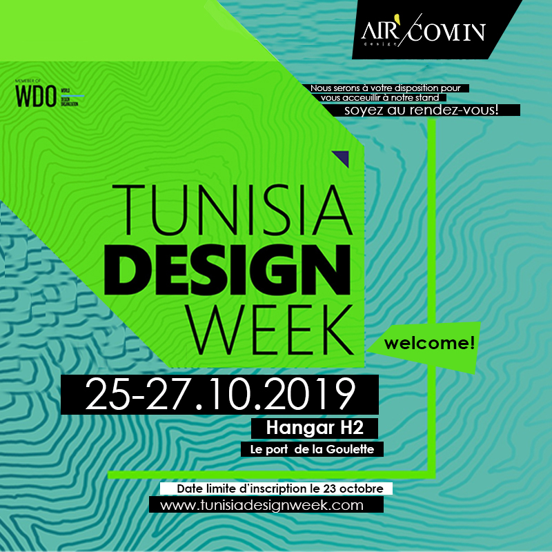 TUNISIA DESIGN WEEK